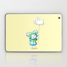 Cactus Girl Laptop & iPad Skin