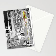 Truth Lies Stationery Cards