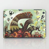 Tsuna me  iPad Case