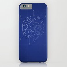 Heroes Are Built iPhone 6s Slim Case