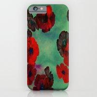 REDFLOWERS iPhone 6 Slim Case