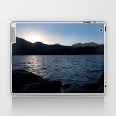 Fallen Leaf Lake at Sunset Laptop & iPad Skin