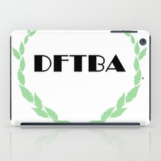 DFTBA iPad Case