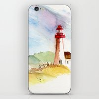 Lighthouse Impressions iPhone & iPod Skin