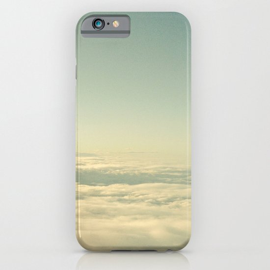 Above the Clouds iPhone & iPod Case