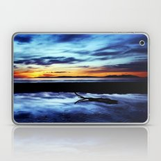 Reflections On Troon Beach Laptop & iPad Skin