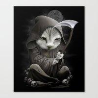 REAPERCAT Canvas Print