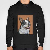 Snoopy the Boston Terrier Hoody