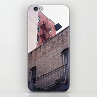 Look Up, Big City iPhone & iPod Skin