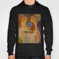 Acoustic Guitar Hoody