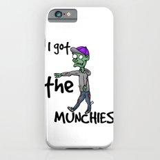 Stoner Zombie iPhone 6s Slim Case