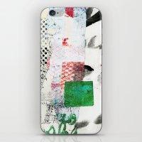 Collage 3 iPhone & iPod Skin