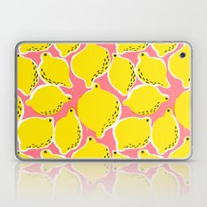 Lemons Laptop & iPad Skin