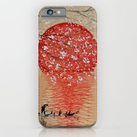japan iPhone & iPod Cases featuring Japan by Japan Art