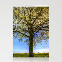 The Summer Farm Tree Stationery Cards