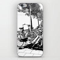amsterdam I iPhone & iPod Skin