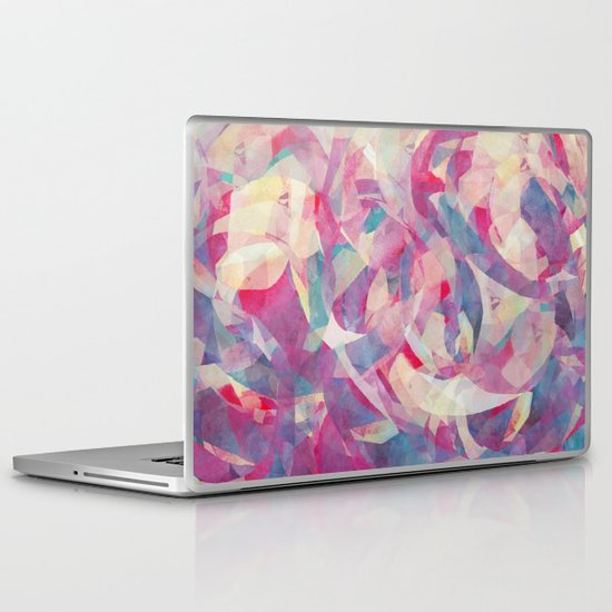 Knowing Glance Laptop & iPad Skin