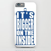 Bigger On The Inside iPhone 6 Slim Case