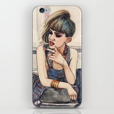 Grimes iPhone & iPod Skin