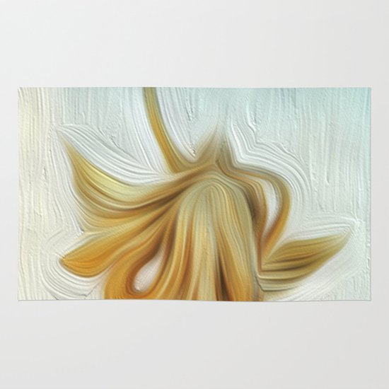 golden hair Area & Throw Rug