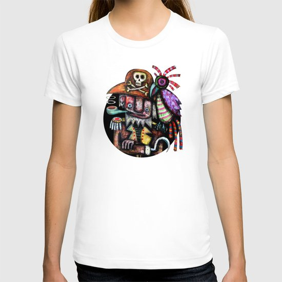 Old Pirate T-shirt