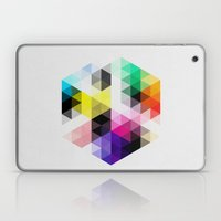 Geo Hex 01. Laptop & iPad Skin