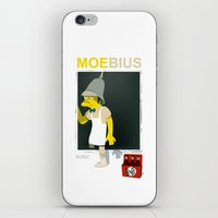 Coupling Up (accouplés)… iPhone & iPod Skin