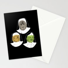 Creatures of Habit Stationery Cards