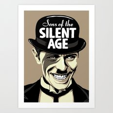 Sons of the Silent Age Art Print