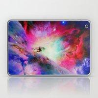 Cosmic Blossom Laptop & iPad Skin