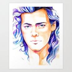 HS wip Art Print