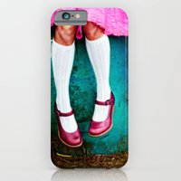 iPhone & iPod Case featuring I am so girly by Carla Broekhuizen