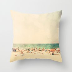 like something out of a beach boys song ...  Throw Pillow