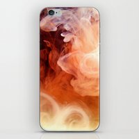 iPhone & iPod Skin featuring Vengence by Jelly and Paul