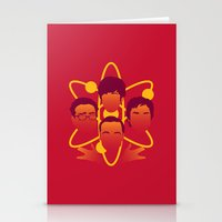 Big Bang Rhapsody Stationery Cards