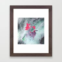 Earth2 Framed Art Print