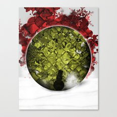 Christmas Spirit 3 of 4 Canvas Print