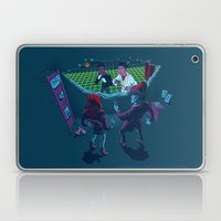 Not Where But When, Not … Laptop & iPad Skin
