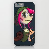 iPhone & iPod Case featuring Animal Lover by Miric