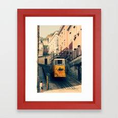 Lisboa Framed Art Print