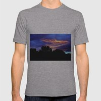 Under A Blood Red Sky Mens Fitted Tee Athletic Grey SMALL
