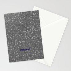 Trail Status / Stone Grey Stationery Cards