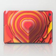 Heart Layers  iPad Case
