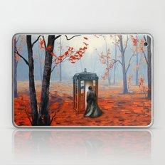 Doctor Who Autumn Art Painting Laptop & iPad Skin