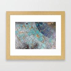 Abstract #2 Framed Art Print