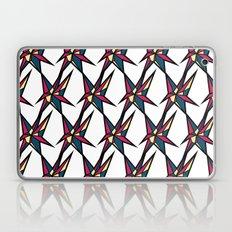 Crystallis [WHITE] Laptop & iPad Skin