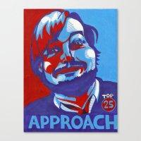 Top 25 Canvas Print