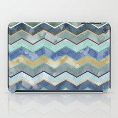 Watercolor Colorful Wave  iPad Case