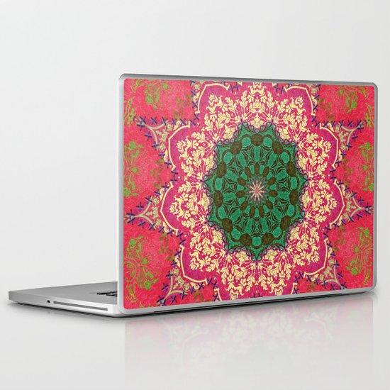 Royal Mandala 1 Laptop & iPad Skin