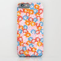 Morning Glory - Pink Mul… iPhone 6 Slim Case